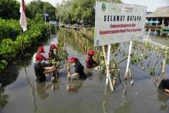 AHM tanam 1.200 pohon di wilayah Jawa Barat